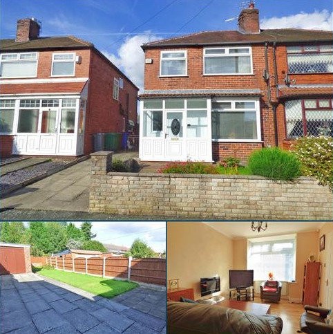 3 bedroom semi-detached house for sale - Worthington Street, Moston, Greater Manchester, M40