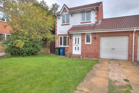 3 bedroom semi-detached house for sale - Castlewood Close, West Denton, Newcastle upon Tyne, NE5 2PH