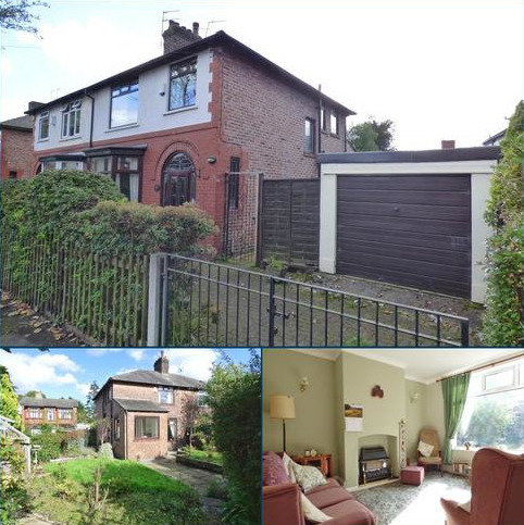 3 bedroom semi-detached house for sale - Parkfield Road North, New Moston, Greater Manchester, M40
