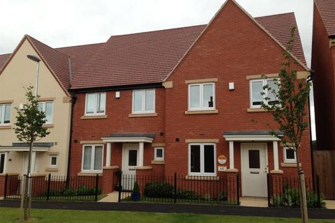 3 bedroom end of terrace house to rent - Highland Drive, Loughborough, Leicestershire, LE11