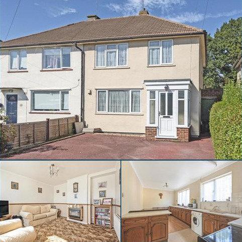 3 bedroom semi-detached house for sale - Leechcroft Avenue Swanley BR8