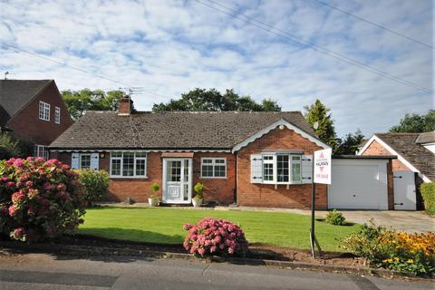 3 bedroom detached bungalow for sale - Peters Close, Prestbury, Macclesfield