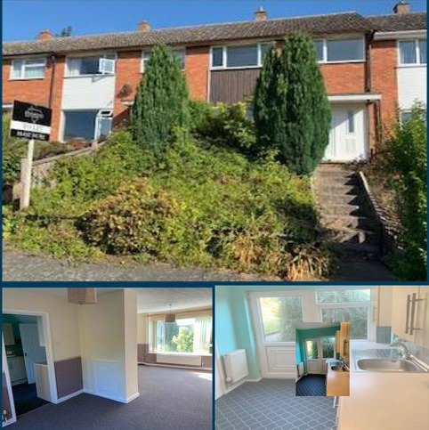 3 bedroom terraced house to rent - Whittern Way, Tupsley, Hereford  HR1