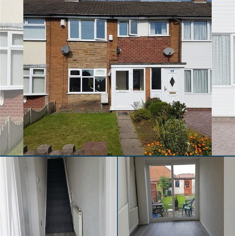 3 bedroom terraced house to rent - Horseley Heath, Tipton DY4