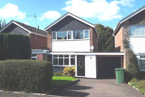 3 bedroom detached house for sale - March Banks, Rugeley WS15 2SA