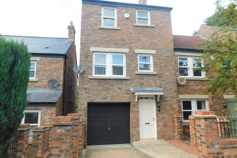 3 bedroom terraced house to rent - THE SIDINGS, GILESGATE, DURHAM CITY