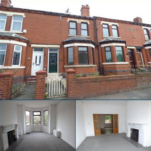 3 bedroom terraced house to rent - Ashley Lane, Moston, Manchester, M9