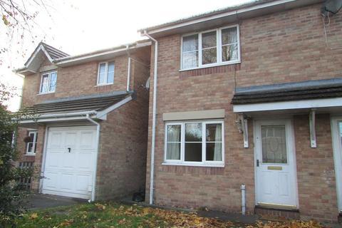 2 bedroom end of terrace house to rent - Llys Eglwys, Bridgend, Bridgend County. CF31 5DT