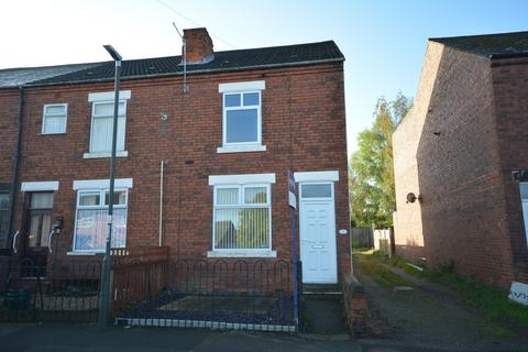 2 bedroom end of terrace house for sale - John Street, Clay Cross, Chesterfield, S45 9NQ