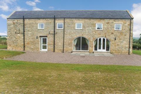 3 bedroom barn conversion to rent - Mitford, Mitford, Morpeth, Northumberland, NE61 3QE