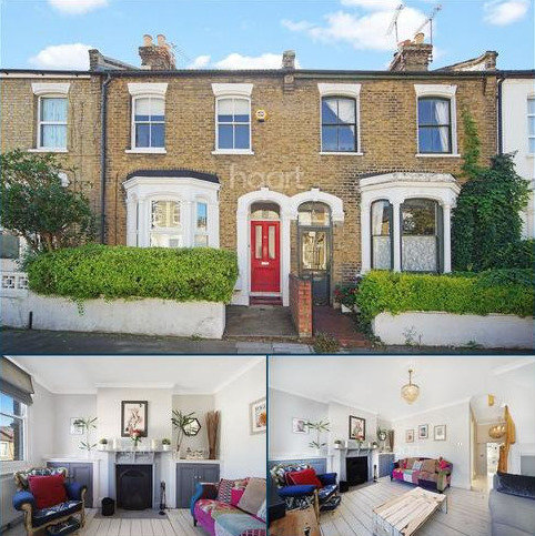 2 bedroom flat for sale - Kemerton Road, Camberwell, SE5