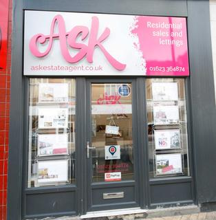 Retail property (high street) to rent - Outram Street, Sutton In Ashfield