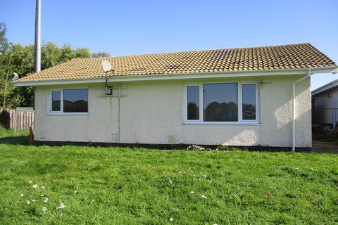 2 bedroom detached bungalow to rent - Ystrad RFC, Ynyscedwyn Road, Ystradgynlais, Swansea.