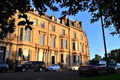 2 bedroom flat for sale - Park Terrace, Flat 0/1, Park District, Glasgow, G3 6BY