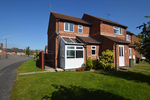 2 bedroom townhouse to rent - Double Rail Close, Wigston, LE18 4NN