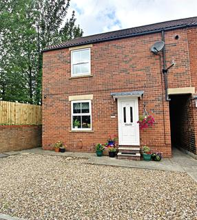 2 bedroom end of terrace house for sale - Victoria Road, Beverley, HU17