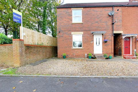 2 bedroom end of terrace house for sale - Victoria Road, Beverley, East Yorkshire, HU17