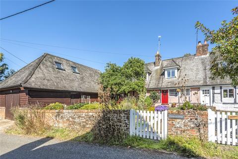 3 bedroom semi-detached house for sale - Up Somborne, Stockbridge, Hampshire, SO20