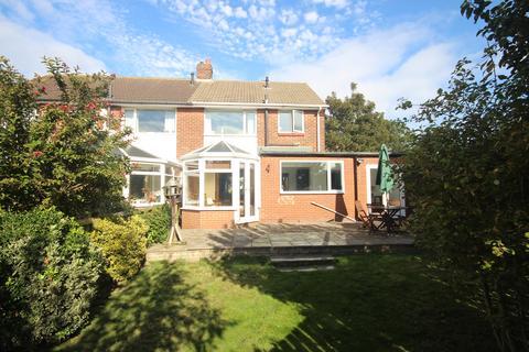 3 bedroom semi-detached house for sale - Burwood Road, North Shields, NE29 8BX