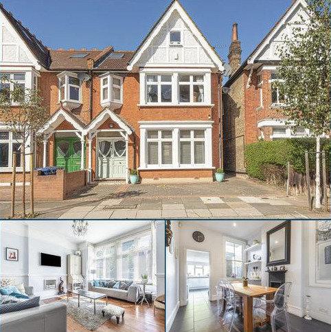 6 bedroom semi-detached house for sale - Craven Avenue, Ealing