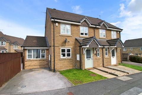 3 bedroom semi-detached house for sale - Summerley Court, Idle, BD10