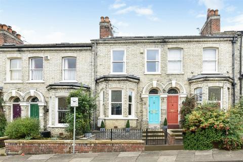 4 bedroom terraced house for sale - Richardson Street, Off Bishopthorpe Road, York