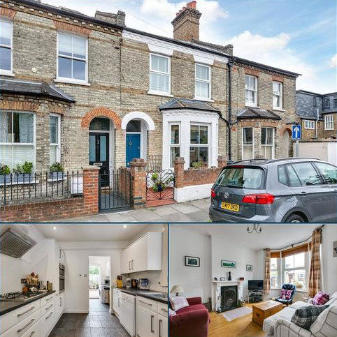 3 bedroom terraced house for sale - Swanscombe Road, Chiswick, London, W4