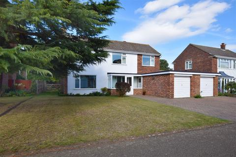 4 bedroom detached house for sale - Beech Avenue, South Wootton