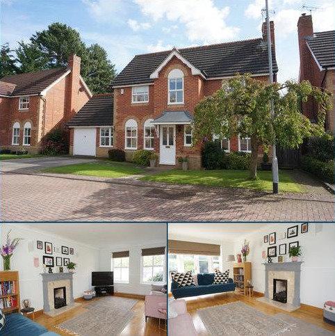 4 bedroom detached house for sale - Osprey Close, Collingham, Wetherby, LS22