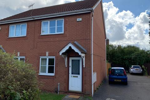 2 bedroom semi-detached house to rent - Wades Avenue, Bobbersmill, Nottingham