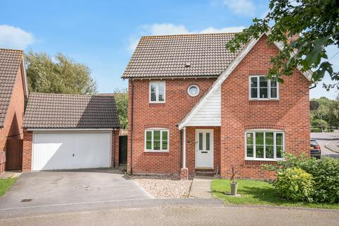 4 bedroom detached house for sale - Cleveland Way, Westbury