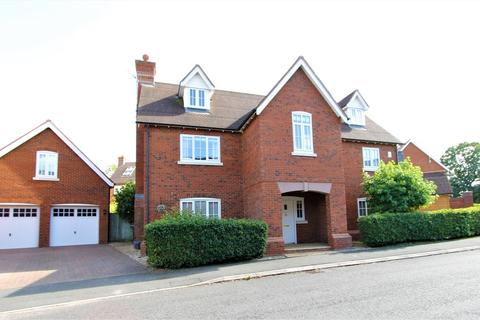 6 bedroom detached house to rent - Redbourne Drive, Wychwood Park
