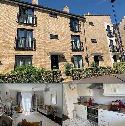 4 bedroom townhouse to rent - Central Avenue, Cambridge, CB4