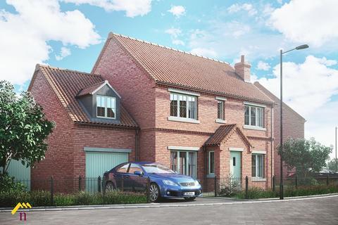 5 bedroom detached house for sale - Plot 27 The Moorings, Off of White Lane, Thorne, DN8 5UJ