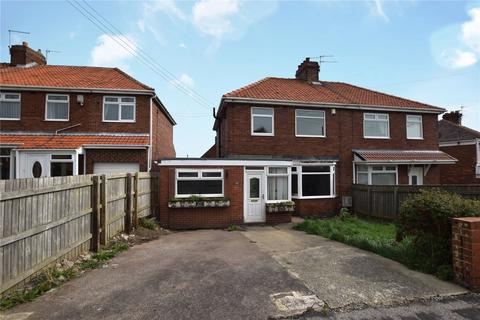 3 bedroom semi-detached house for sale - Sandringham Crescent, Horden, Peterlee, Durham, SR8