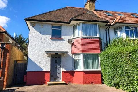 4 bedroom semi-detached house to rent - The Vale, Golders Green, London, NW11