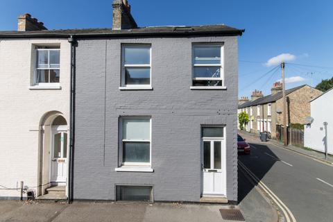 4 bedroom end of terrace house to rent - Mawson Road, Cambridge