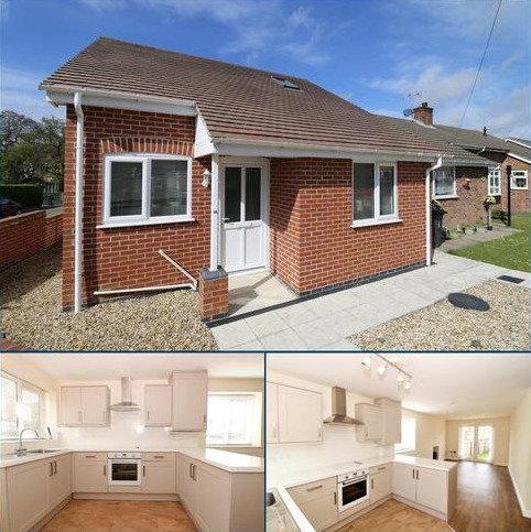 3 bedroom bungalow to rent - Money Hill, Ashby-de-la-Zouch