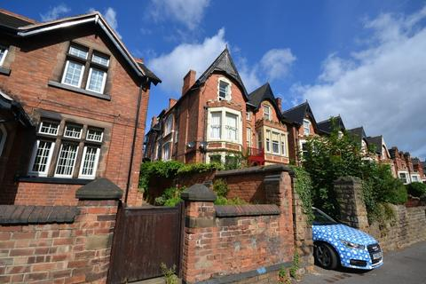 Studio to rent - Mansfield Road, Nottingham