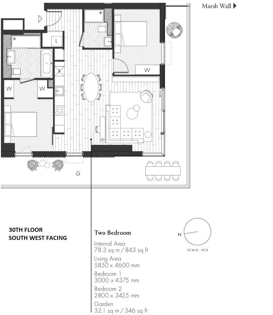 Floorplan 1 of 2: Picture No. 19