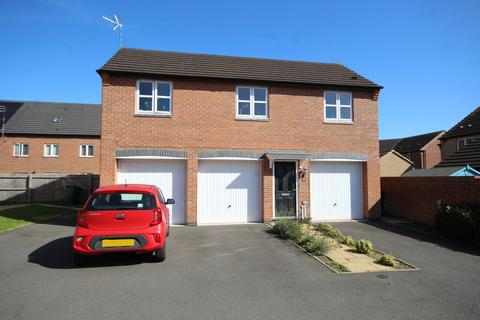 2 bedroom apartment for sale - Dragoon Road, Coventry