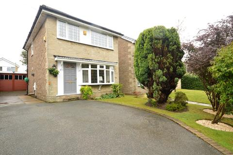 3 bedroom detached house for sale - Carr Road, Calverley, Pudsey, West Yorkshire