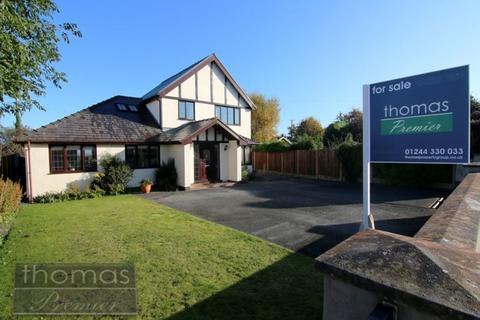4 bedroom detached house for sale - Brynsannan, Brynford, Holywell, CH8