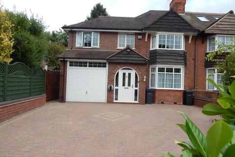 4 bedroom semi-detached house for sale - Jacey Road, Edgbaston, Birmingham