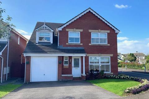 5 bedroom detached house for sale - Llys Bronwydd Broadlands Bridgend CF31 5AU