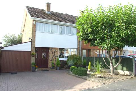 3 bedroom semi-detached house for sale - Heronswood Drive, Spondon