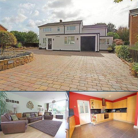 4 bedroom detached house for sale - Marton Drive, Wolviston Court