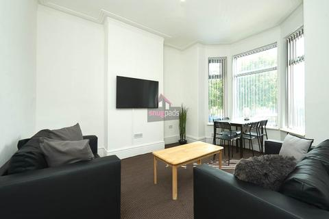 5 bedroom house share to rent - Charles Street, Salford,