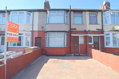 3 bedroom terraced house for sale - Harefield Road, Dallow Road Area, Luton, Bedfordshire, LU1 1TH