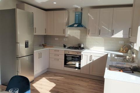 4 bedroom townhouse for sale - New build four bedroom end town house.